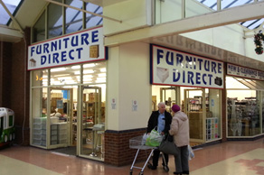 Cockhedge Shopping Centre | Furniture Direct