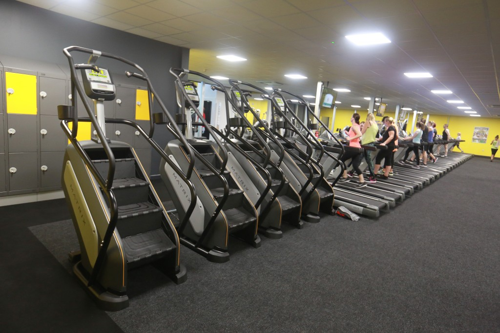 Xercise4less gym opens at  Cockhedge Shopping Centre, Warrington.