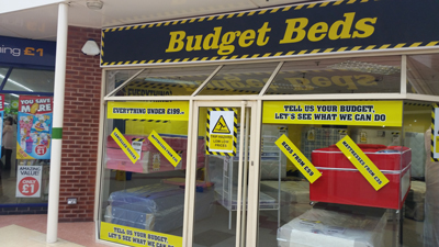 Budget Beds